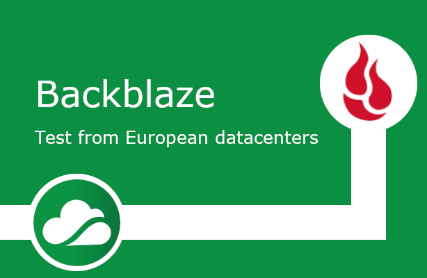 From your compute to Backblaze
