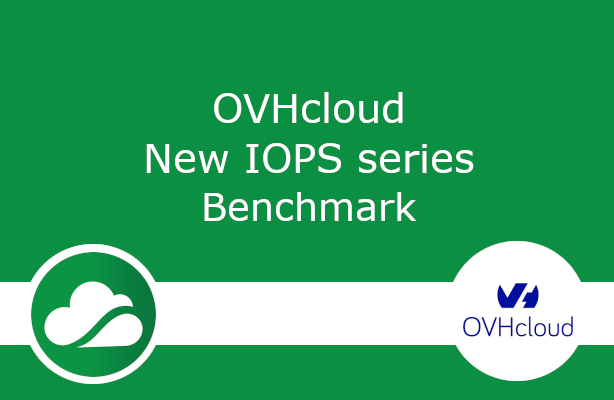 OVHcloud new IOPS series