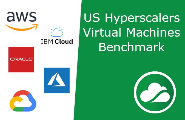 AWS vs Azure vs Google vs IBM vs Oracle - VMs Q1 2021